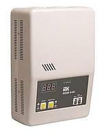 Стабилизатор напряжения релейный IEK Ecoline 5 кВА (4 кВт, настенный)