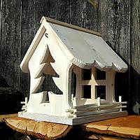 Годівниця - Кормушка для птахів - Ялинка
