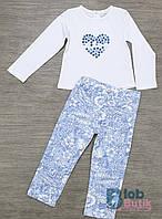 Детский летний костюм для девочки.