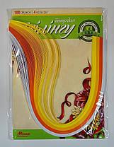 Набор для квиллинга на планшете №8 Серия Лето 420 мм.4 цвета Мицар