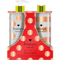 Наборы для женщин Grace Cole With Love Duo Coconut Splash ((sh/gel 500ml+h/wash 500ml)  оригинал