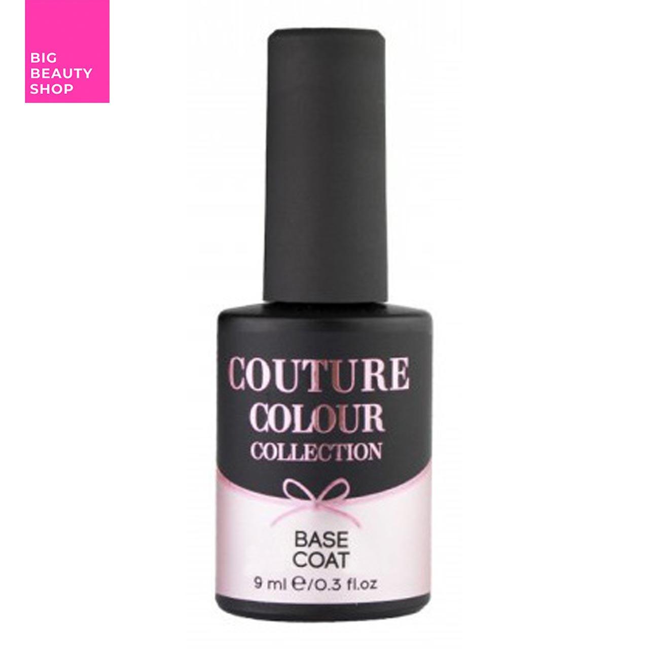 Основа под гель-лак Naomi Couture Colour Base Coat 9 мл
