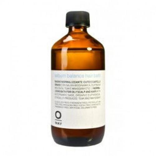 Шампунь для волос Rolland Oway Sebum Balance Hair Bath 240мл.