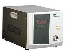 Стабилизатор напряжения релейный IEK Ecoline 5 кВА (4 кВт, переносной)