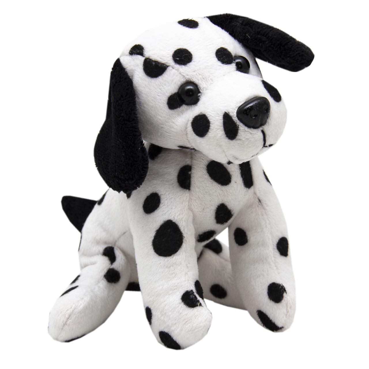 Мягкая игрушка Щенок, 15 см, далматинец (M1307215-1)