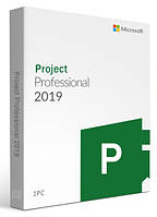 Офисное приложение Microsoft Project 2019 Pro (все языки) (ESD-ключ)