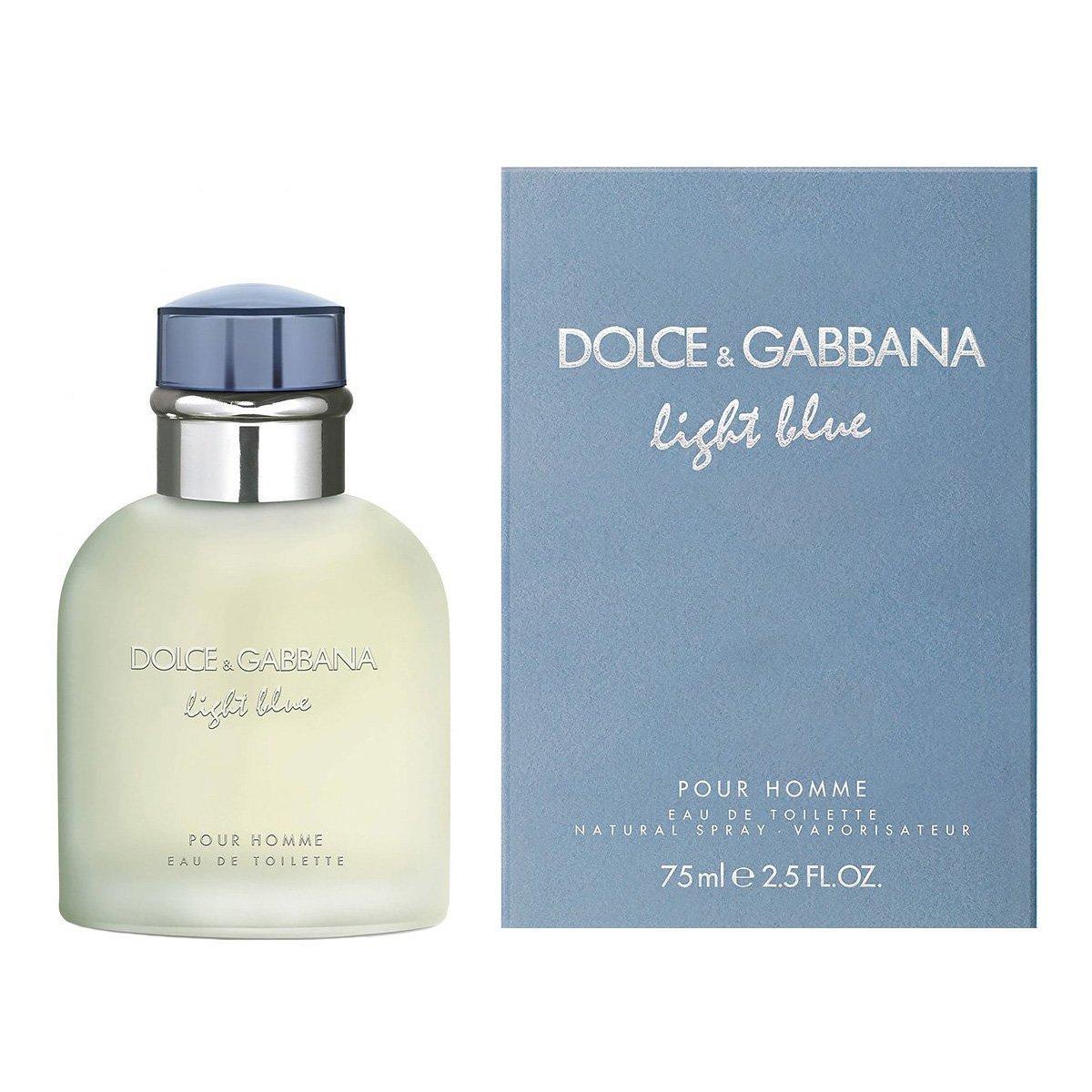 Dolce&Gabbana Light Blue Pour Homme Туалетна вода 125 ml D&G (Дольче Габана Лайт Блю Пур Хоум) Чоловічий