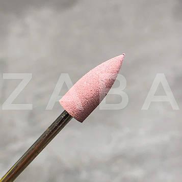 Фреза-полировщик силикон-карбидный розовый, шт