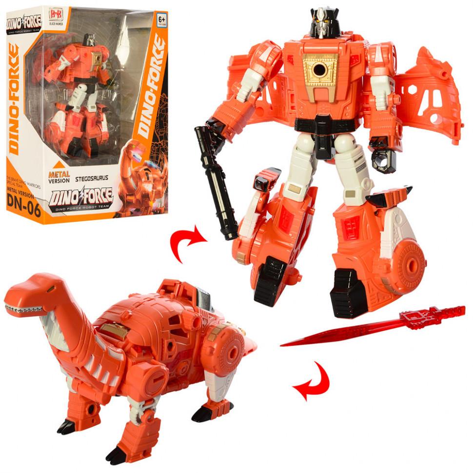 Трансформер (робот-динозавр)  H8012-6 TF