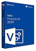 Офисное приложение Microsoft Visio 2019 Pro (все языки) (ESD-ключ)