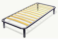 Каркас кровати серый, все размеры (4 ножки)