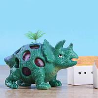 Антистресс игрушка для рук Носорог AINOLWAY Зеленый
