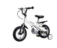 """Дитячий велосипед 12"""" MIQILONG MQL-SD білий"""