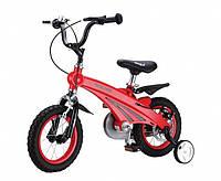 """Дитячий велосипед 12"""" MIQILONG MQL-SD червоний"""