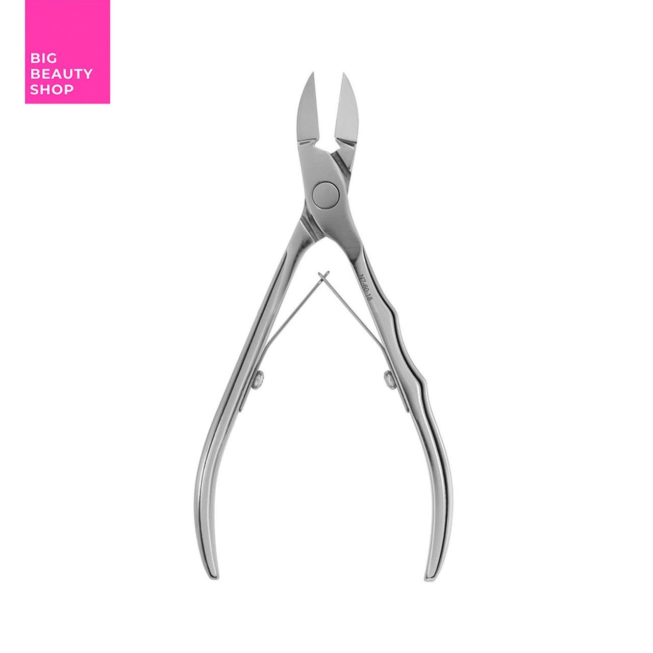 Профессиональные кусачки для ногтей Staleks NE-60-18, 18 мм