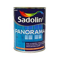 Sadolin Panorama - быстросохнущая краска для окон и дверей на водной основе, белый BW