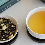 Чай Императорский жасмин. Элитный желтый чай с бутонами жасмина. Чай жасмин. 25 грамм. Тоник. Адаптоген, фото 2
