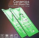 Полное покрытие Керамическое защитное стекло для iPhone 7/8 SE2020 Черный, фото 3