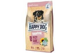 Корм Happy Dog Natur Croq Welpen для цуценят всіх порід з куркою 4 кг