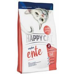 Корм Happy Cat Sensitive Adult Ente для чутливого травлення у котів з качкою 0,3 кг