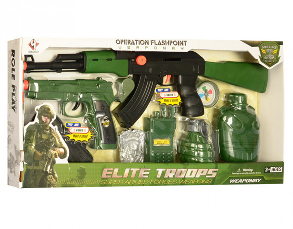 Набор военного M016A