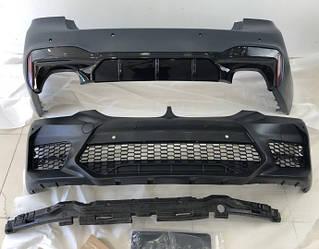 Обвеса бампер BMW 5 G30 (2017+) стиль M5
