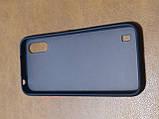 Чехол накладка  Totu Gingle Series Samsung A01 (черный), фото 2