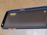 Чехол накладка  Totu Gingle Series Samsung A01 (черный), фото 3