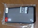 Чехол накладка  Totu Gingle Series Samsung A01 (черный), фото 4