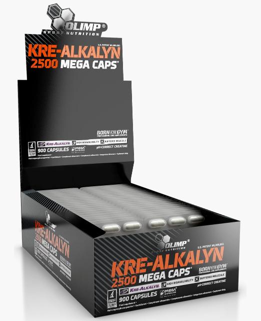 Olimp Kre-Alkalyn 2500 Mega Caps 30x30 caps