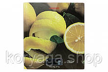 Весы кухонные Ardesto SCK-893-lemon