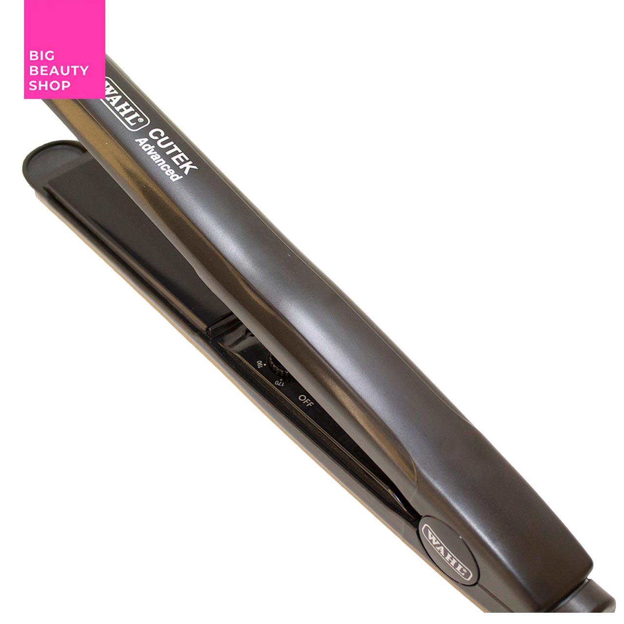 Щипцы для выпрямления волос Wahl Cutek черные 24 мм