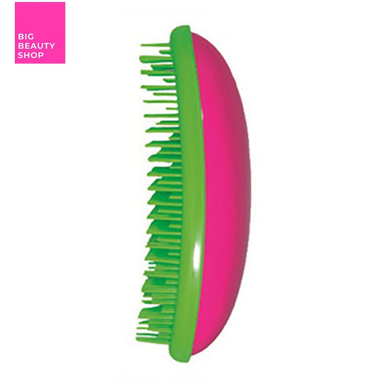 Щетка для волос Detangler Original фуксия-лайм