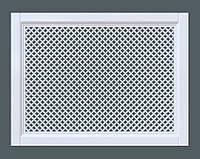 Декоративная решетка на батарею | Экран для радиатора | Накладка на батарею | Сетка на батарею 600*600