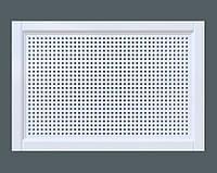 Декоративная решетка на батарею | Экран для радиатора | Накладка на батарею | Сетка на батарею Без отделки, 900*600