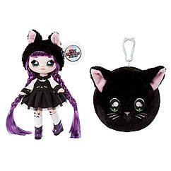 Кукла Тьюсдей Мяу Na! Na! Na! Surprise S1 W2 2-in-1 Fashion Doll & Pom Purse Series 2 Tuesday Meow
