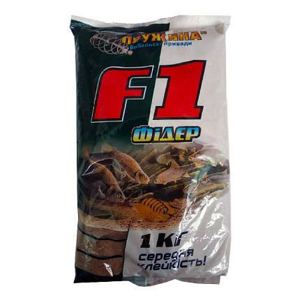 Прикормка Fish Dream F1 фидер, фото 2