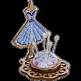 Набор для вышивания бисером по дереву FLK-285, фото 2