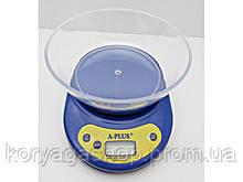 Кухонные весы A-Plus AP-1656
