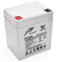 Акумулятор AGM RITAR RT1250 5Ah 12V
