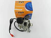 Карбюратор 4т GY6-50/60/80cc (139QMB) TVR