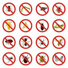 Ловушки, уничтожители, отпугиватели насекомых