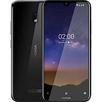 Мобільний телефон Nokia 2.2 2/16GB Black