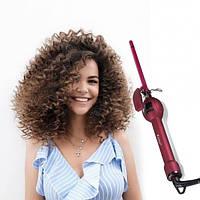 Плойка для завивки волос афрокудри Kemei KM 1023 9 мм, фото 1