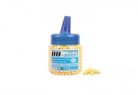 Пульки для пневмат.оружия BB-1A (144шт) в упаковке 1000пулек, р-р упаковки 6,6*8,5см