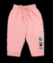 """Детские брюки для девочки BR-20-12 """"Обаяшка"""""""