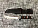 Охотничий нож с чехлом Colunbir В027 / АК-225 (22см), фото 3