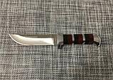 Охотничий нож с чехлом Colunbir В027 / АК-225 (22см), фото 7