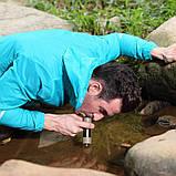 Переносной портативный фильтр для воды туристический Miniwell L630, фото 6