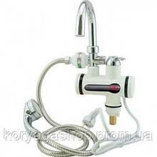 Проточный водонагреватель Water Heater Delimano с душем #D/S
